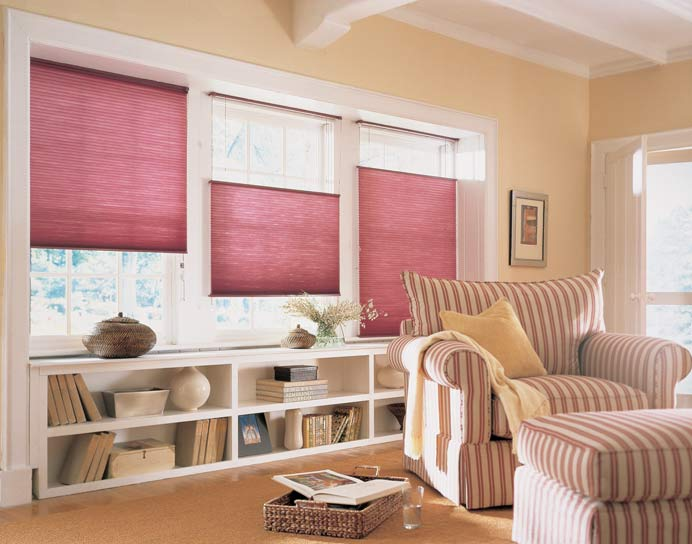 Blinds By Design Honeycomb Shades Window Treatment Idea Gallery ...